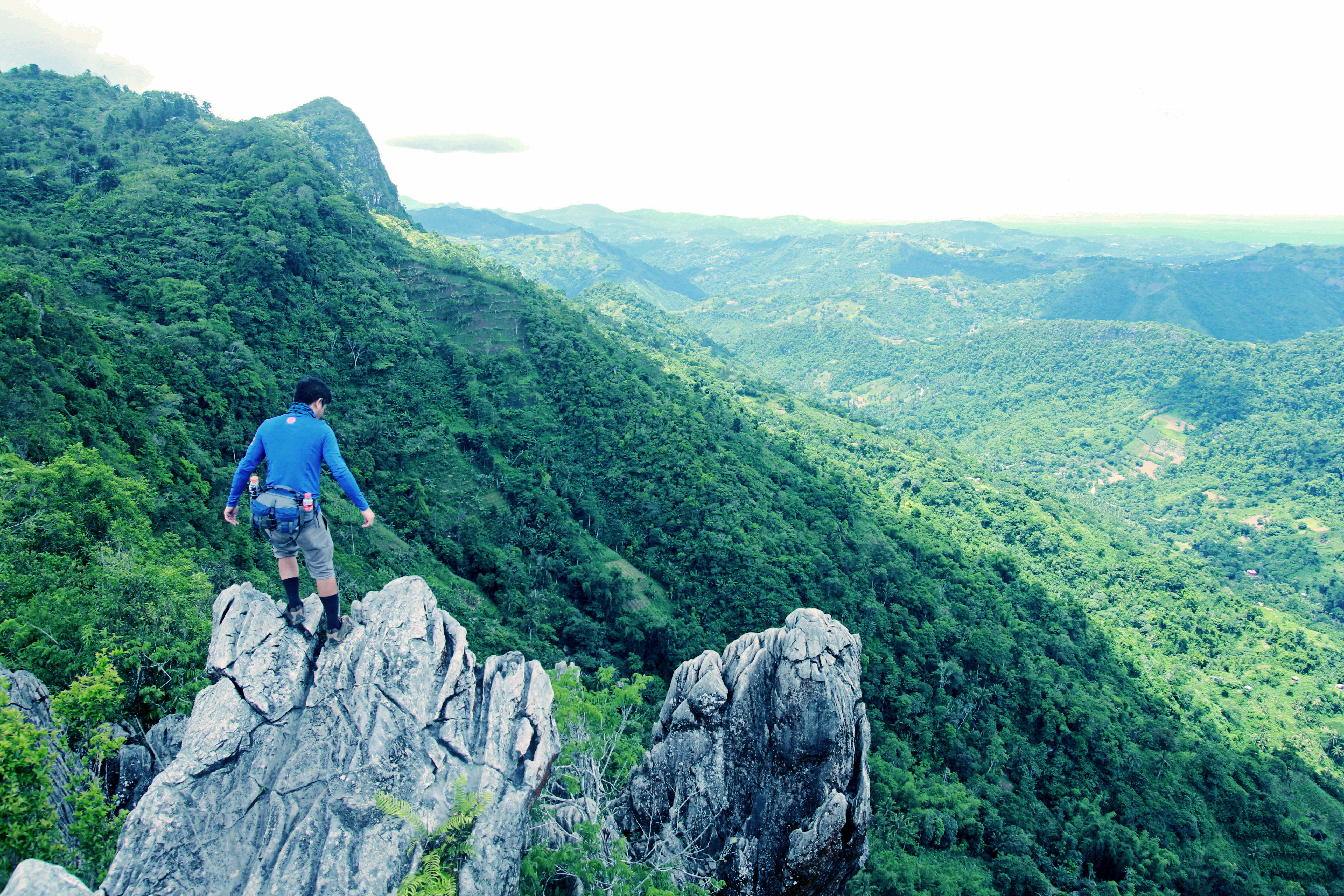 Exploring the Mountains Beyond Mount Manunggal: The Hidden Utopia